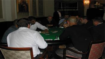 Draw Poker Photograph