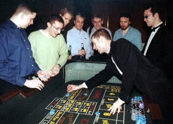 Craps Hire and Sales